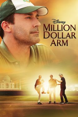 Million dollar arm / Disney presents a Roth Films/Mayhem Pictures production &#59; written by Thomas McCarthy &#59; directed by Craig Gillespie.