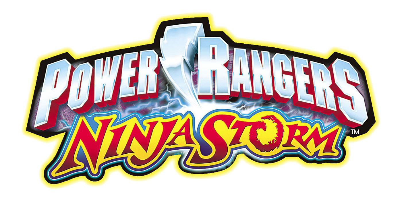 Power Rangers Ninja Storm [TV Series]