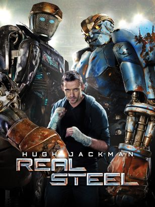 Real steel [videorecording]