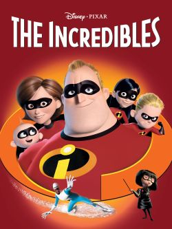 The Incredibles [videorecording (DVD)] / Disney presents a Pixar Film &#59; produced by John Walker &#59; written and directed by Brad Bird.