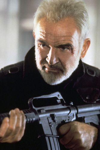 Sean connery biography movie highlights and photos for Sean connery tattoos