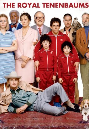 The Royal Tenenbaums [videorecording]