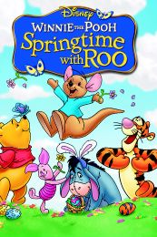 Winnie The Pooh Springtime With Roo - Jim Cummings (DVD) UPC: 786936838589