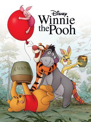 Winnie the Pooh [videorecording]