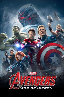 Marvel Avengers, age of Ultron / Marvel Studios presents &#59; written and directed by Joss Whedon.