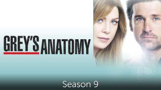 Grey's Anatomy: Season 09