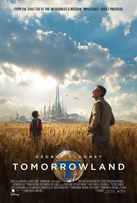 Tomorrowland / Disney presents a Brad Bird film &#59; an A113 production &#59; produced by Damon Lindelof, Brad Bird, Jeffrey Chernov &#59; story by D
