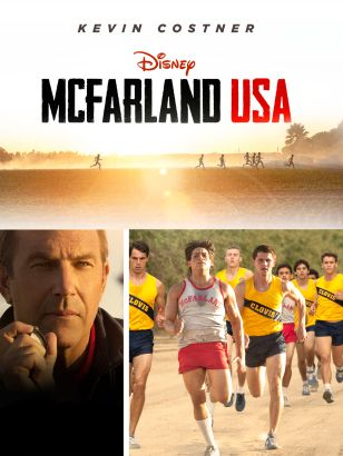 McFarland, USA / directed by Niki Caro &#59; produced by Mark Ciardi, Gordon Gray.