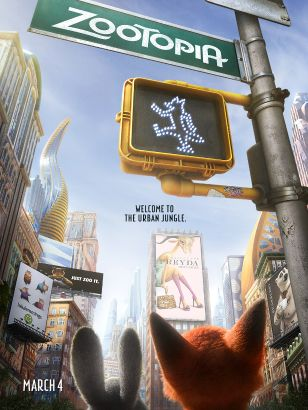 Zootopia / Disney presents &#59; directed by Bryon Howard, Rich Moore, Jared Bush &#59; produced by Clark Spencer &#59; screenplay by Jared Bush, Phil