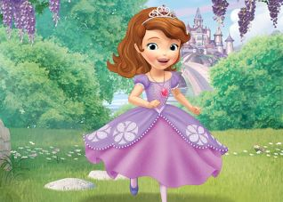 Sofia the First [Animated TV Series]