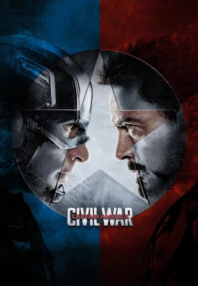 Captain America : civil war / Marvel Studios presents &#59; directed by Anthony and Joe Russo &#59; screenplay by Christopher Markus & Stephen McFeely