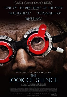 The look of silence / Drafthouse Films, Participant Media present, in association with Danish Film Institute, Britdoc, ZDF, ARTE, a Final Cut for Real