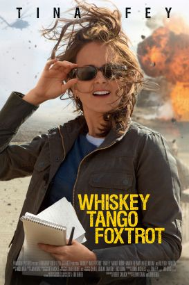 Whiskey tango foxtrot / Paramount Pictures presents &#59; a Broadway Video/Little Stranger production &#59; produced by Lorne Michaels, Tina Fey, Ian