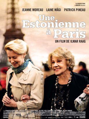 Une Estonienne a Paris
