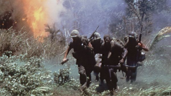 an overview of the 1986 oliver stone directed film platoon Platoon (1986) on imdb: plot summary, synopsis, and more imdb oliver stone thought that the mistake was good so he decided to keep it in the film.