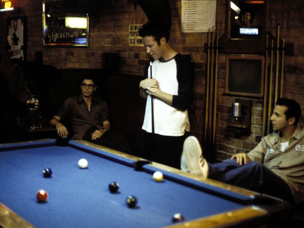 Poolhall Junkies - Program Imagery