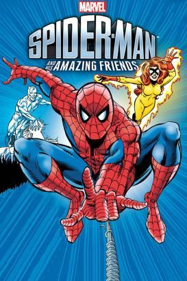 Spider-Man and His Amazing Friends [Animated TV Series]