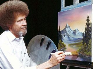 The Joy of Painting [TV Series]
