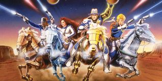 Adventures of the Galaxy Rangers [Animated TV Series]