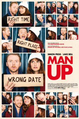 Man up / StudioCanal and BBC Films presents in association with Anton Capital Entertainment, A Big Talk Pictures &#59; producer, Nira Park, James Bidd