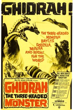 Ghidorah: The Three-Headed Monster