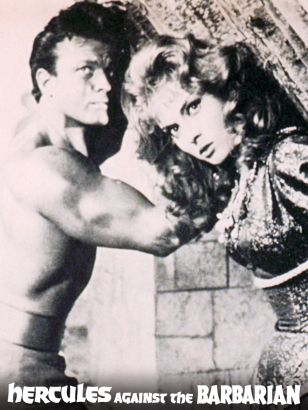Maciste Nell'Inferno di Genghis Khan