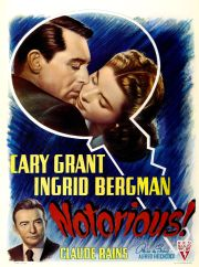 Notorious - Cary Grant (DVD) UPC: 883904109877