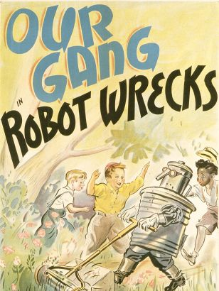 Robot Wrecks