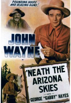 'Neath the Arizona Skies