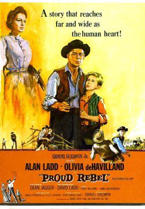 The proud rebel 1958 michael curtiz synopsis characteristics