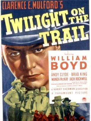 Twilight on the Trail