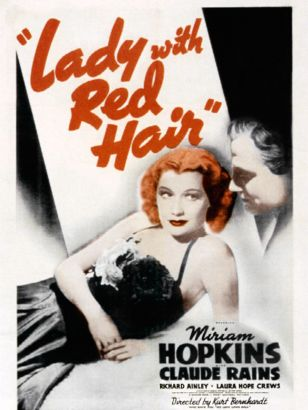 The Lady with Red Hair