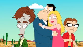 American Dad!: There Will Be Bad Blood