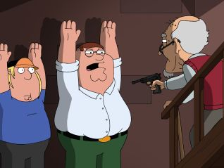 Family Guy: German Guy