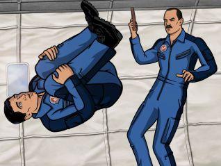Archer: Space Race, Part 1
