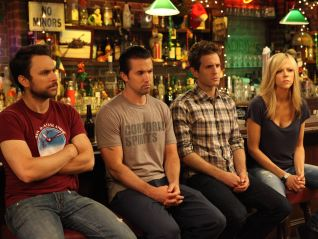 It's Always Sunny in Philadelphia: The Gang Recycles Their Trash