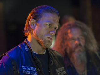 Sons of Anarchy: Crucifixed