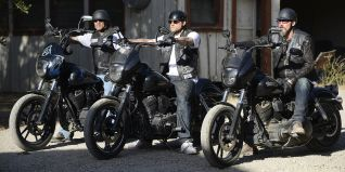 Sons of Anarchy: Wolfsangel