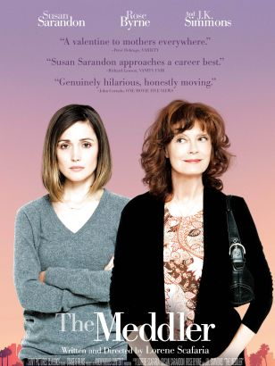 The meddler / Stage 6 Films presents an Anonymous Content production &#59; written and directed by Lorene Scafaria.