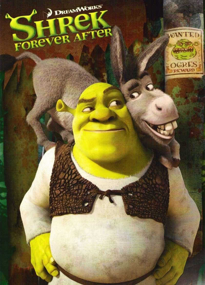 characteristics of shrek When i was younger, i though shrek was a disney movie because of the presenc   i watched disney princess movies all the time, so the similar characteristics.