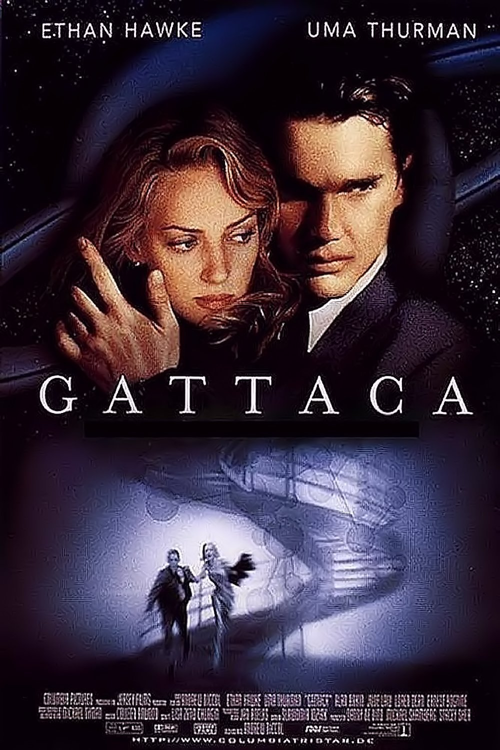 gattaca themes A bioethical analysis of the film gattaca  it is arguably, the invasion of an individual's genetic privacy that is really the central theme of the film every .