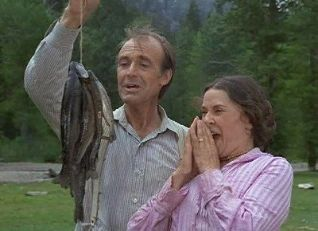 Little House on the Prairie: The Campout