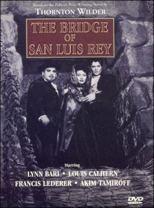 an analysis of the bridge of san luis rey The bridge of san luis rey is american author thornton wilder's second novel, first published in 1927 to worldwide acclaim it tells the story of several interrelated.