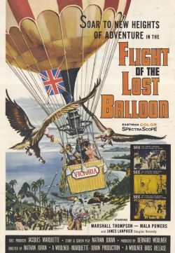 Flight of the Lost Balloon