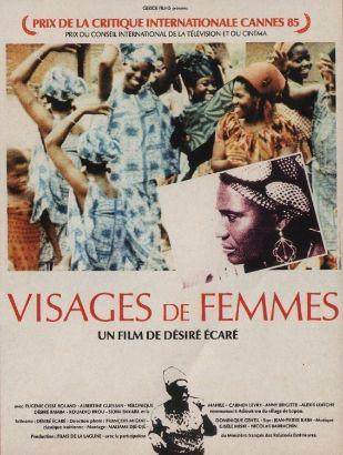 Visages de Femmes