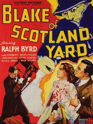 Blake of Scotland Yard [Serial]