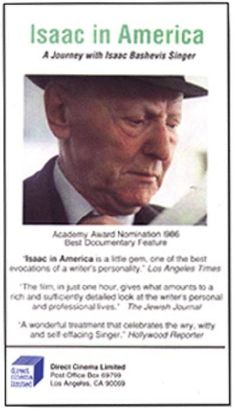Isaac Bashevis Singer: Isaac in America