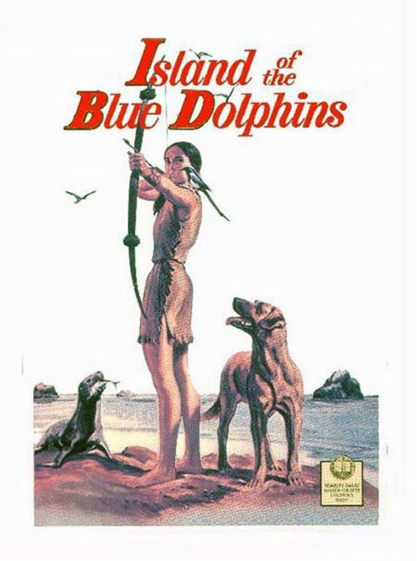 Movie Review Island Of The Blue Dolphins