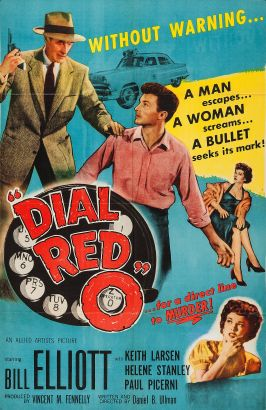 Dial Red 'O'