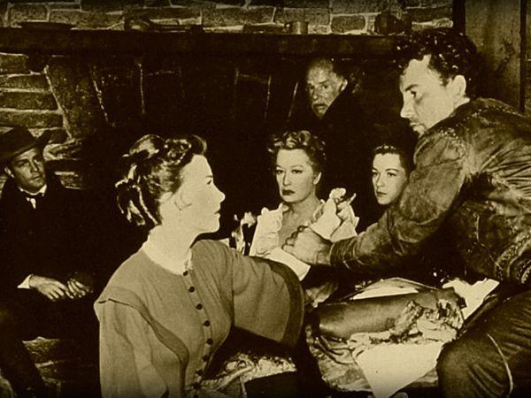 The Outcasts of Poker Flat (1952) - Joseph Newman ...